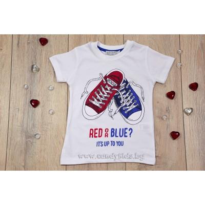 Лятна тениска за момче
