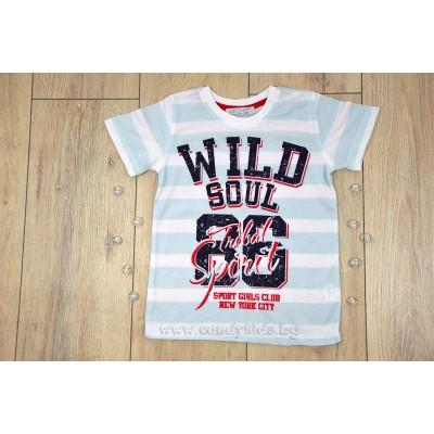 Лятна тениска Wild