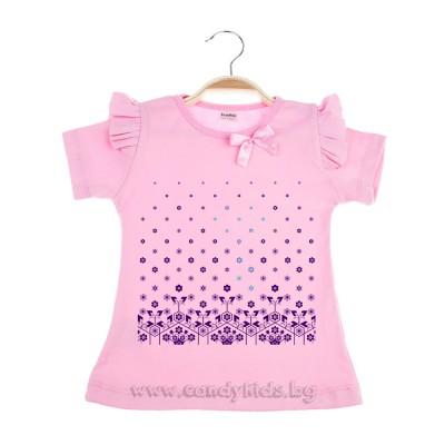 Сладка тениска за момиче