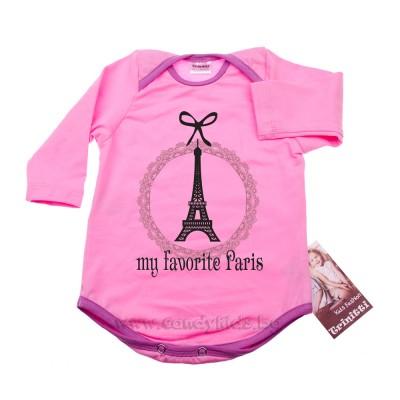 Красиво боди Париж