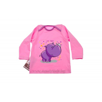 Бебешка блузка за момиченце