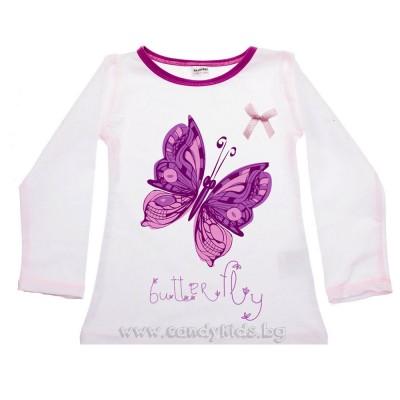 Красива блузка за  момиченце