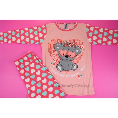 Сладка пижама за момиче