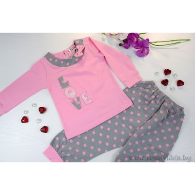 Сладка пижамка LOVE