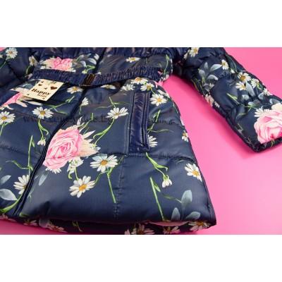 Красиво яке на цветя